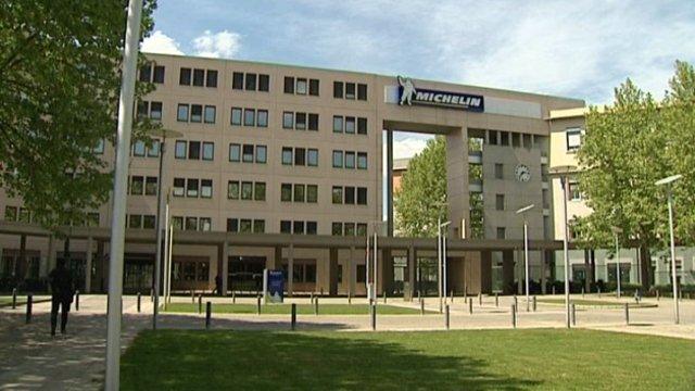Michelin : chiffre d'affaires en hausse de 8,7%